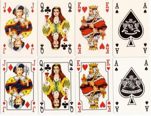 rząd 1 karty casino wersja z 1999 r rząd 2 karty casino z 2005 r