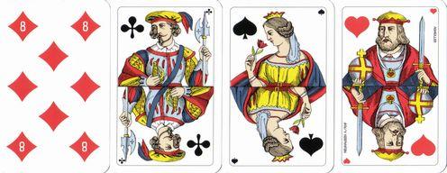 Schweizerisches Kartenspiel